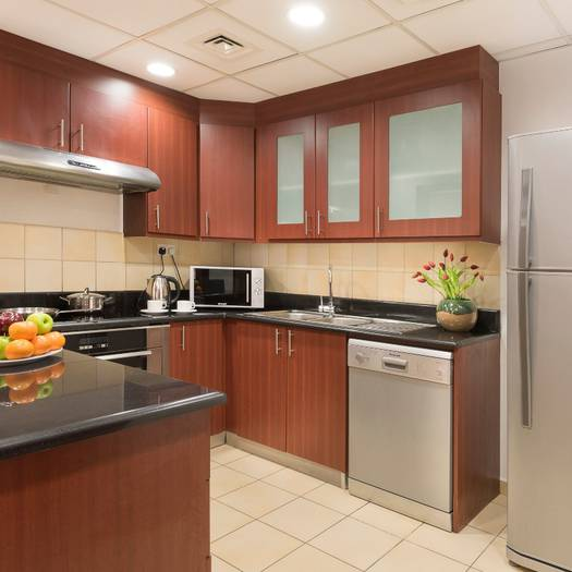 Deluxe three bedroom apartment suha hotel apartments dubai