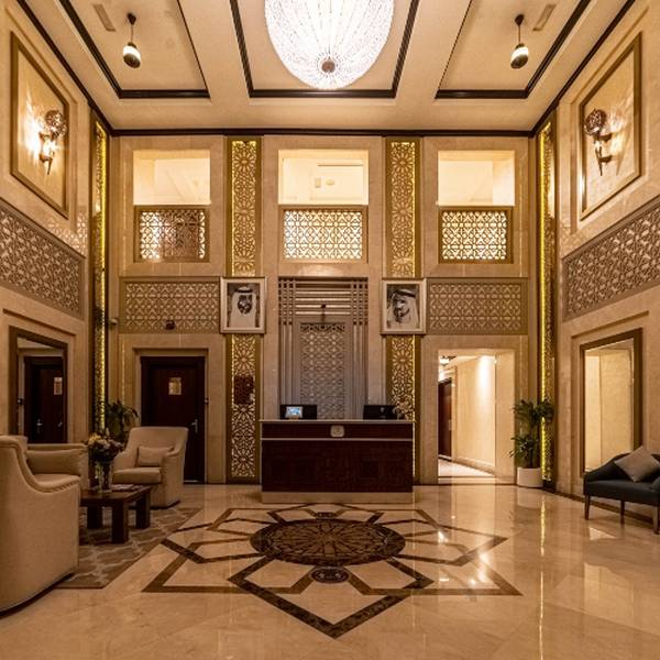24 hour reception suha creek hotel apartments, waterfront,al jaddaf dubai