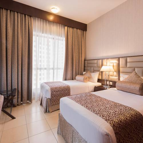 Deluxe two bedroom apartment suha jbr hotel apartments dubai