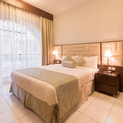 Deluxe one bedroom apartment suha jbr hotel apartments dubai