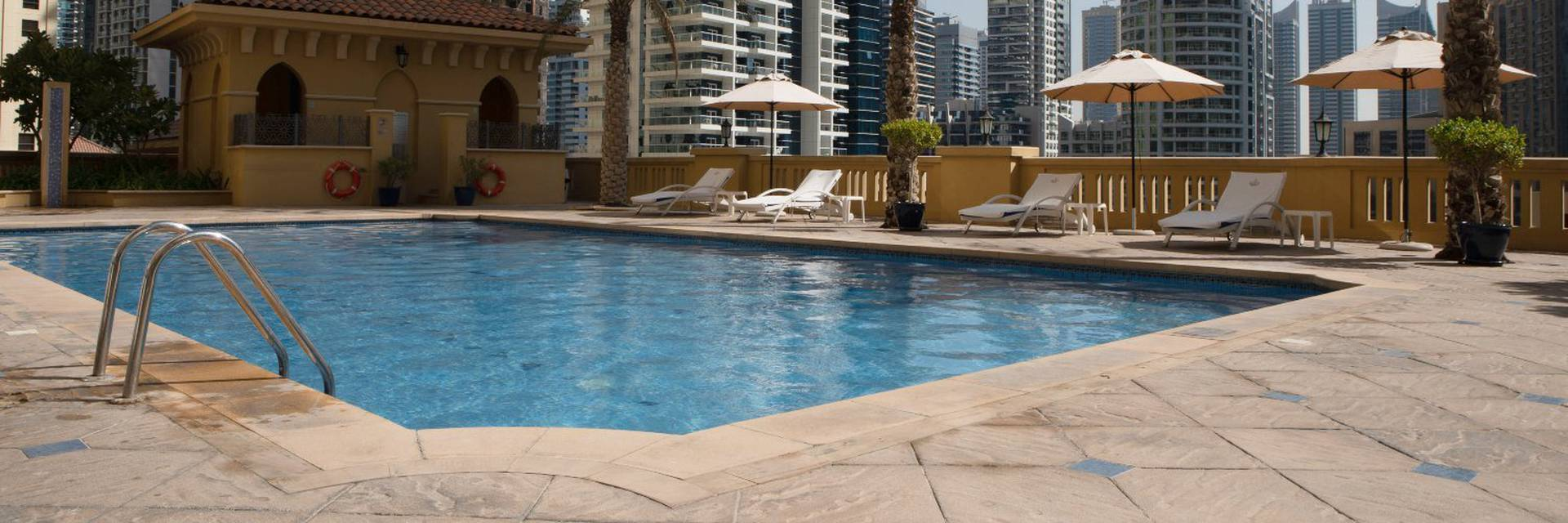 Services suha jbr hotel apartments dubai