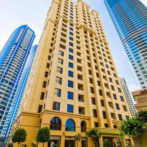 Facade Hotel Suha Apartments