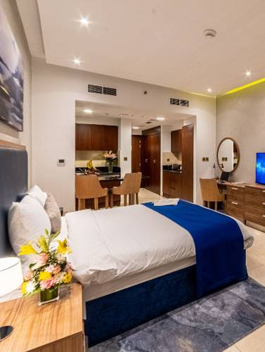 Early bird advance booking suha creek hotel apartments, waterfront,al jaddaf dubai