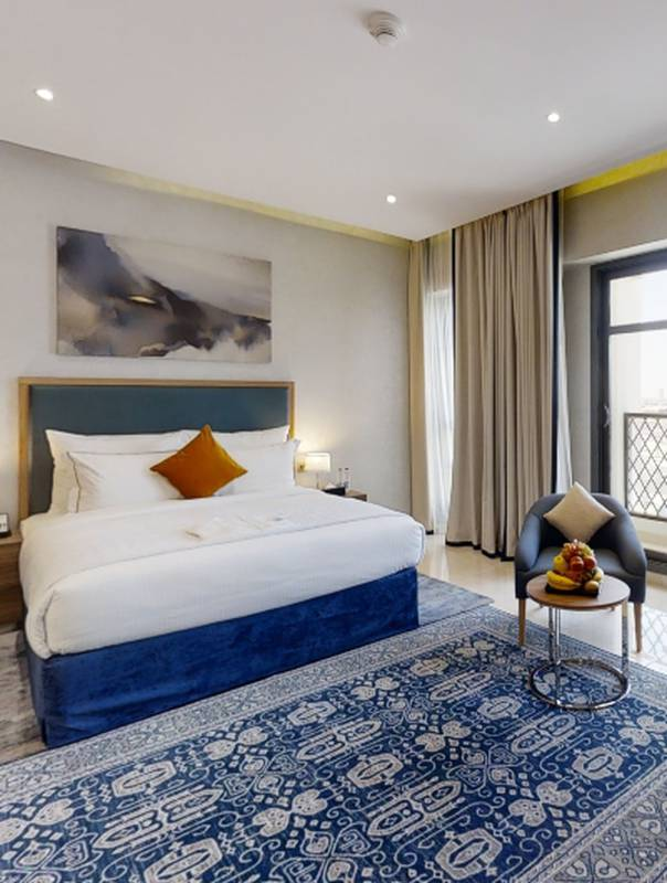 Stay minimum 3 nights save 20% suha park hotel apartments, waterfront, al jaddaf dubai
